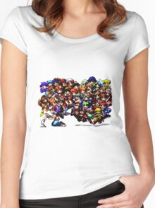 Pokemon Trainee Women's Fitted Scoop T-Shirt
