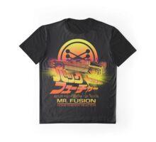 Mr Fusion  Graphic T-Shirt