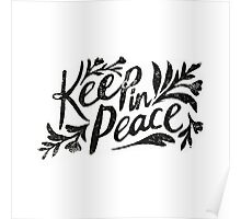 Keep In Peace Poster