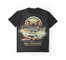 Mr Fusion - variant Graphic T-Shirt