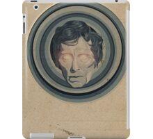 Creepy Peter Cushing iPad Case/Skin