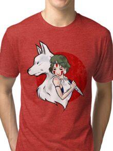 Wolf Blood Tri-blend T-Shirt