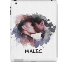 Malec - Shadowhunters - Canvas iPad Case/Skin
