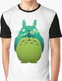 Totoro Graphic T-Shirt