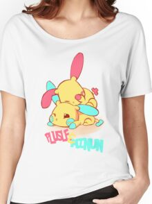 Plusle & Minun Women's Relaxed Fit T-Shirt