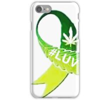 Luv Cures iPhone Case/Skin