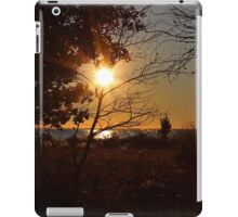 Morning - Heckscher State Park | Great River, New York iPad Case/Skin
