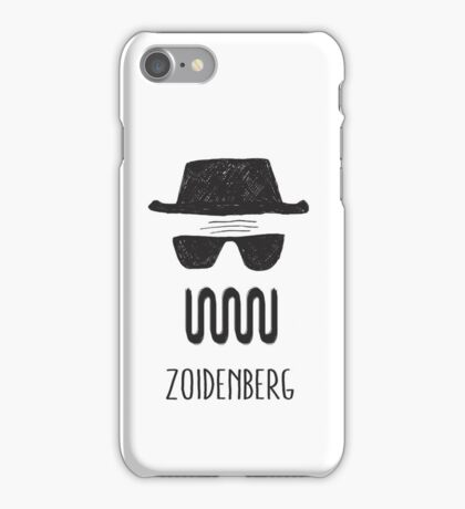 ZOIDENBERG iPhone Case/Skin