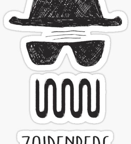ZOIDENBERG Sticker