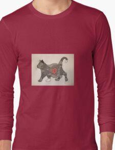 Cool Cat.... Long Sleeve T-Shirt