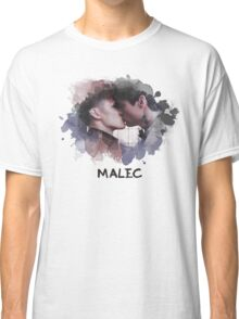 Malec - Shadowhunters - Canvas Classic T-Shirt
