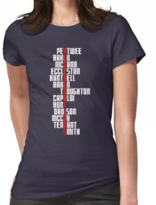 Regenerations (Dark Clothing Version) Womens Fitted T-Shirt