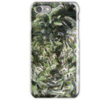geometrical wild plant iPhone Case/Skin