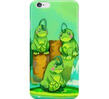 Tadpole Pond iPhone Case/Skin