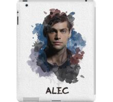 Alec - Shadowhunters - Canvas iPad Case/Skin
