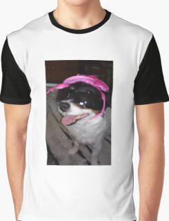 My Dog Daughter Princess Graphic T-Shirt