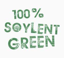 100% SOYLENT GREEN Kids Clothes