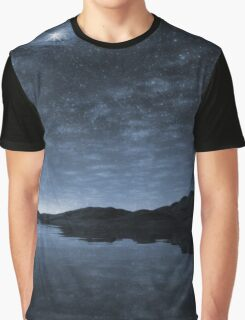 Beneath a jewelled sky Graphic T-Shirt
