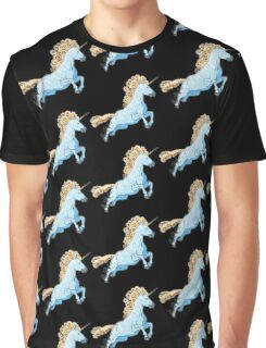 Unicorn Rush Graphic T-Shirt