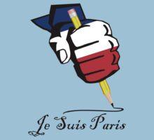Je Suis Paris by rlnielsen4