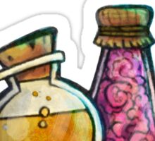 Potion Bottles Sticker