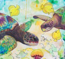 Enchanted Sea  Sticker
