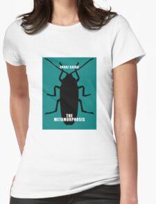 The Metamorphosis, Franz Kafka Womens Fitted T-Shirt