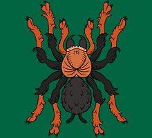 Heraldic Tarantula (Fireleg) Unisex T-Shirt