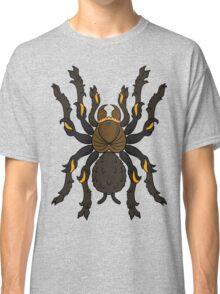 Heraldic Tarantula (Chaco Golden Knee) Classic T-Shirt