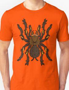 Heraldic Tarantula (Chaco Golden Knee) Unisex T-Shirt