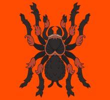 Heraldic Tarantula (Red Knee) Kids Tee