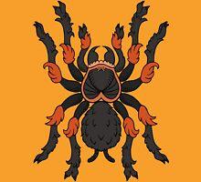 Heraldic Tarantula (Red Knee) Unisex T-Shirt