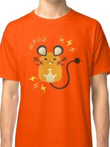 Cute + Cuddly Dedenne  Classic T-Shirt