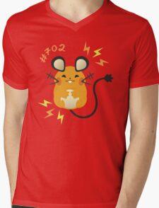 Cute + Cuddly Dedenne  Mens V-Neck T-Shirt