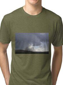 Sunshine And Showers Tri-blend T-Shirt
