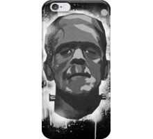 Stencil Boris K iPhone Case/Skin