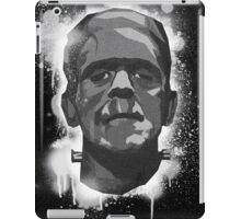 Stencil Boris K iPad Case/Skin