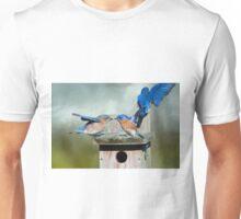 Bluebird Disco Unisex T-Shirt