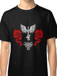 Phoenix Dragon Designs  Classic T-Shirt