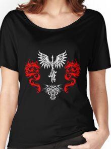 Phoenix Dragon Designs  Women's Relaxed Fit T-Shirt