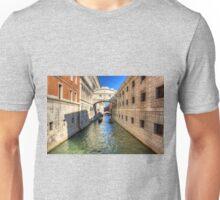 Ponte dei Sospiri Unisex T-Shirt