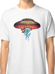 Boston Artwork (Band) Classic T-Shirt
