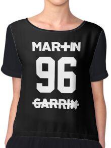 martin garrix Chiffon Top