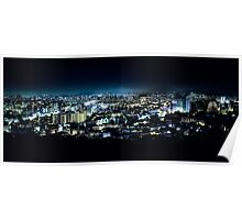 Seoul by Night Poster