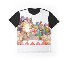 Dances With Bears Graphic T-Shirt