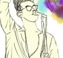 Morrissey  Sticker