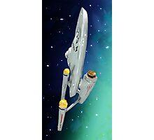 Starship 2 Photographic Print