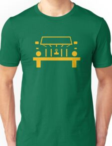 Heading to Green Bay in my VW thing Unisex T-Shirt