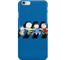 Peanuts Gang iPhone Case/Skin