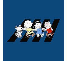 Peanuts Gang Photographic Print